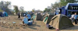 Africa_camping