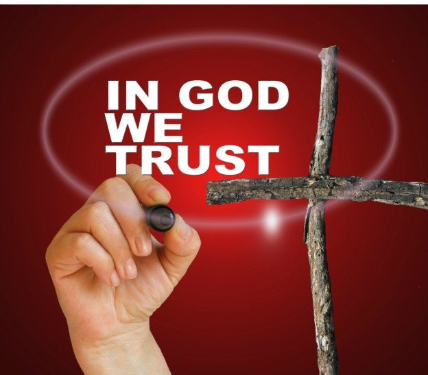 God Not Trusting Is Online Dating